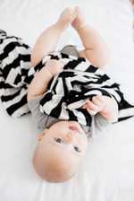 Knit Swaddle Blanket | Classic