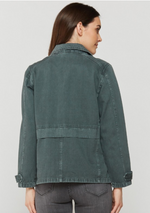 Leonie Jacket | Dusty Olive