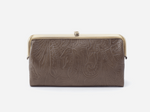 Lauren Clutch Wallet | Embossed Shadow
