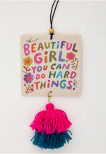 Air Freshener | Beautiful Girl