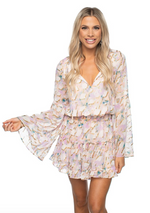 Zozo Elastic Waist Mini Dress | Magical