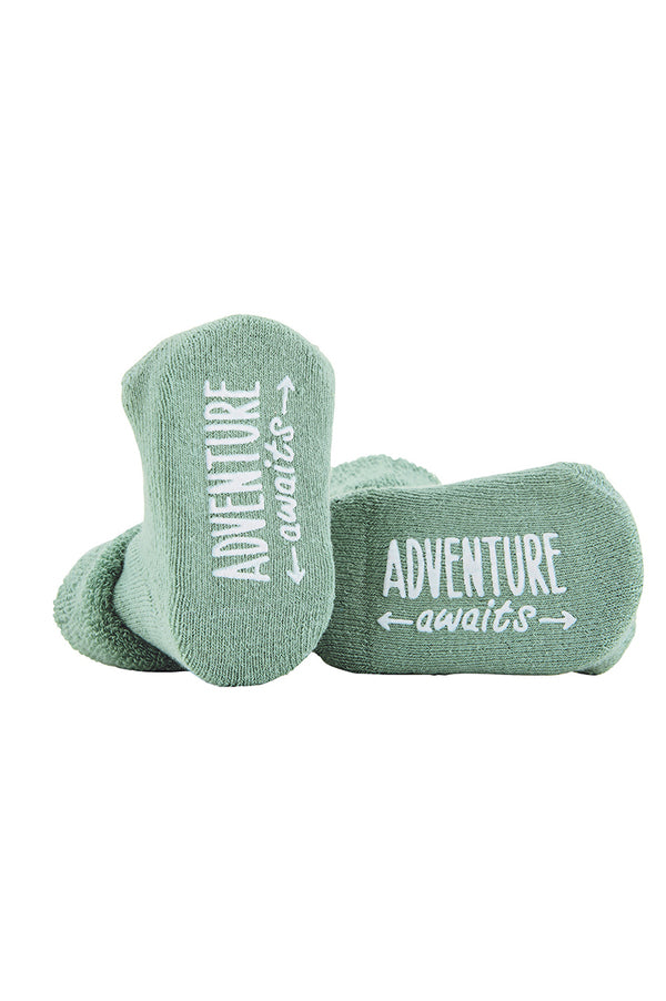 Baby Socks | Adventure Awaits