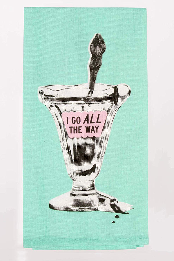 Dish Towel | All The Way