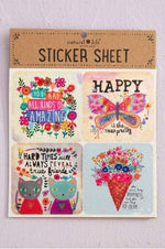 Sticker Sheets | You Are Amazing