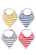 Bandana Bibs Set of 4 | Alpine
