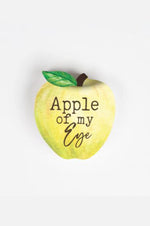 Small Shapes Wood Sign | Apple Of My Eye