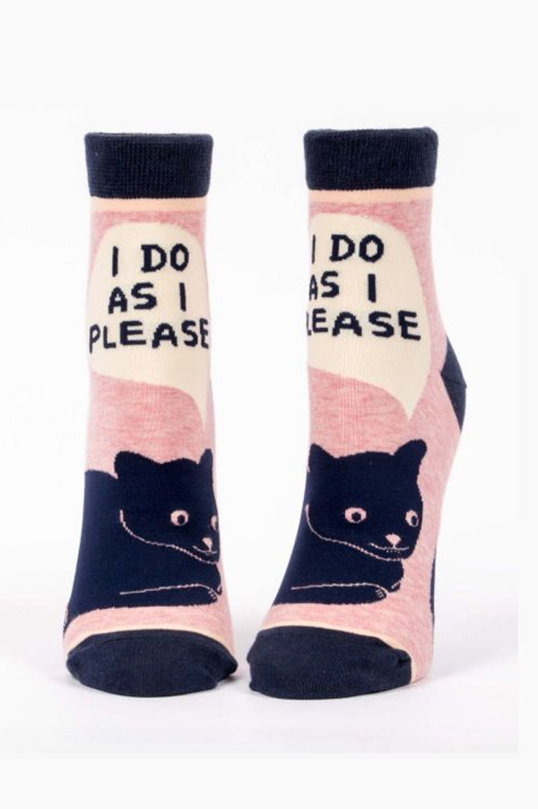 Ankle Socks | I Do As I Please