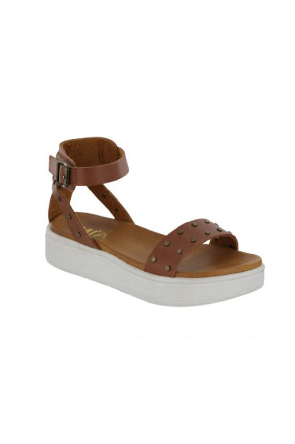 Ashley Sandals | Cognac