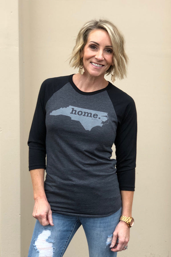 Unisex North Carolina Home Baseball T-shirt