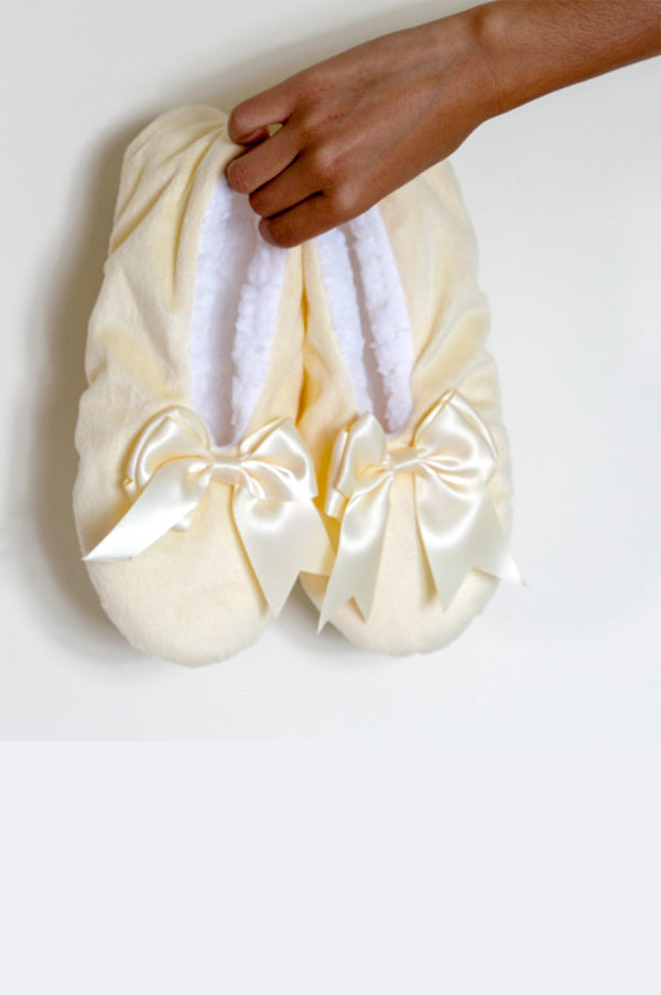 Bow Footsies | Baby On Board