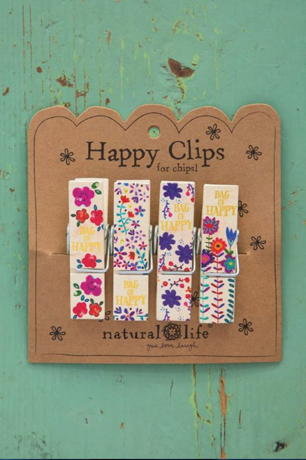 Chip Clips | Bag of Happy
