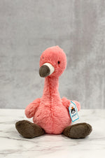 Bashful Flamingo