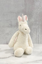 Bashful Plush Unicorn