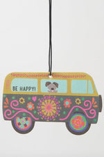 Air Freshener | Be Happy Van