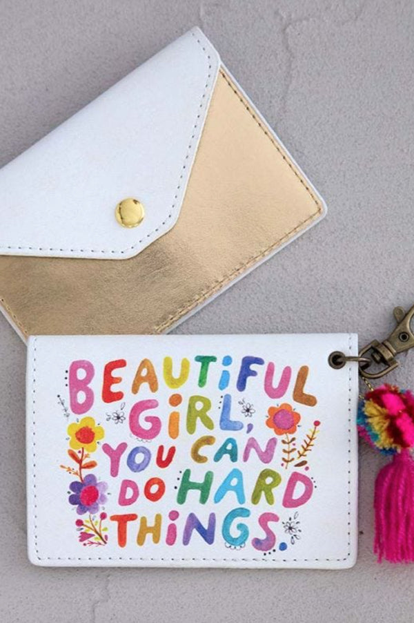 Card Holder | Beautiful Girl