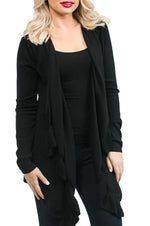 Ellie Cardigan Sweater | Black
