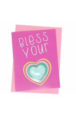 Bath Fizzy Card | Bless Your Heart