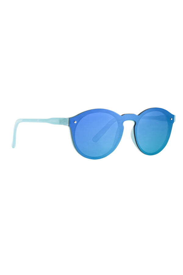 Frameless Sunglasses | Blue