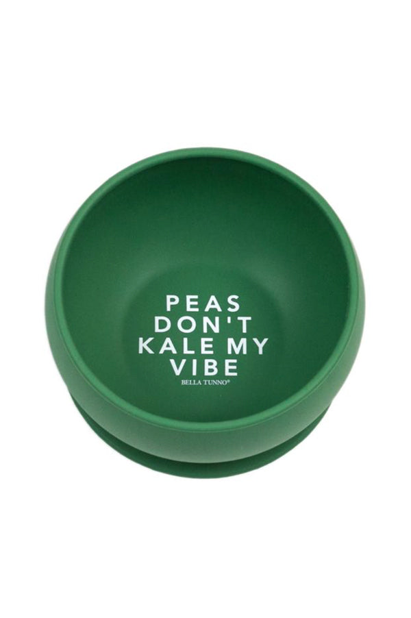 Wonder Bowl | Peas Don't Kale My Vibe