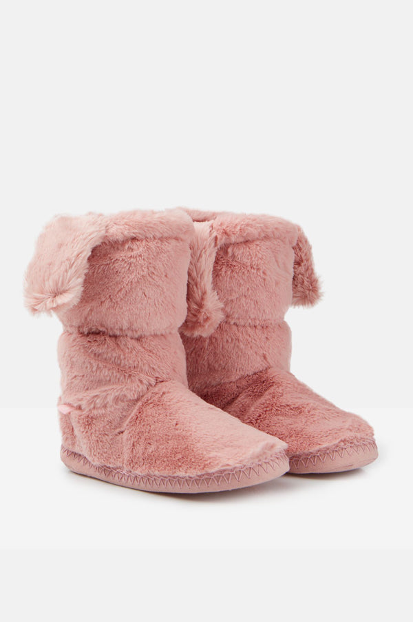 Padabout Luxe Slipper Socks | Soft Pink