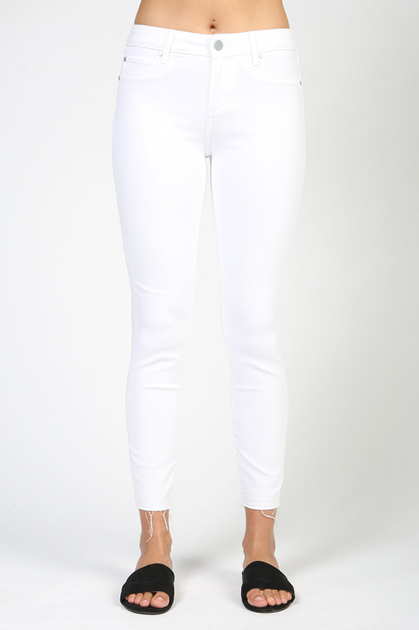 Carly Skinny Cropped Denim | Carlin
