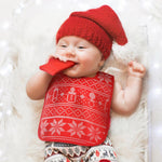 Dressed to Spill Bib Set | Sweater