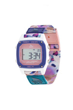 Classic Clip Shark Watch | Sage Erickson x Freestyle Watches | Pink Paint