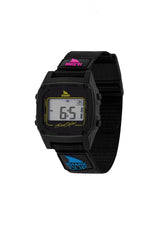 Classic Clip Shark Watch | Primary Black
