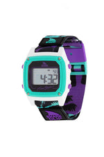 Classic Clip Shark Watch | Amber Torrealba X Freestyle Shark Watches | Purple Sunset