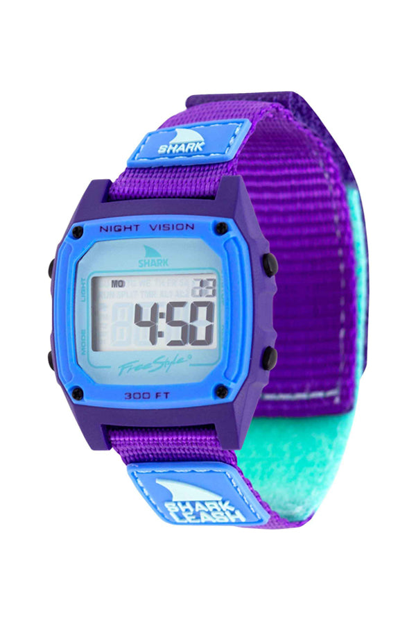 Classic Leash Shark Watch | Grape Soda