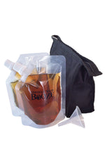 Cosmetic Bag Flask