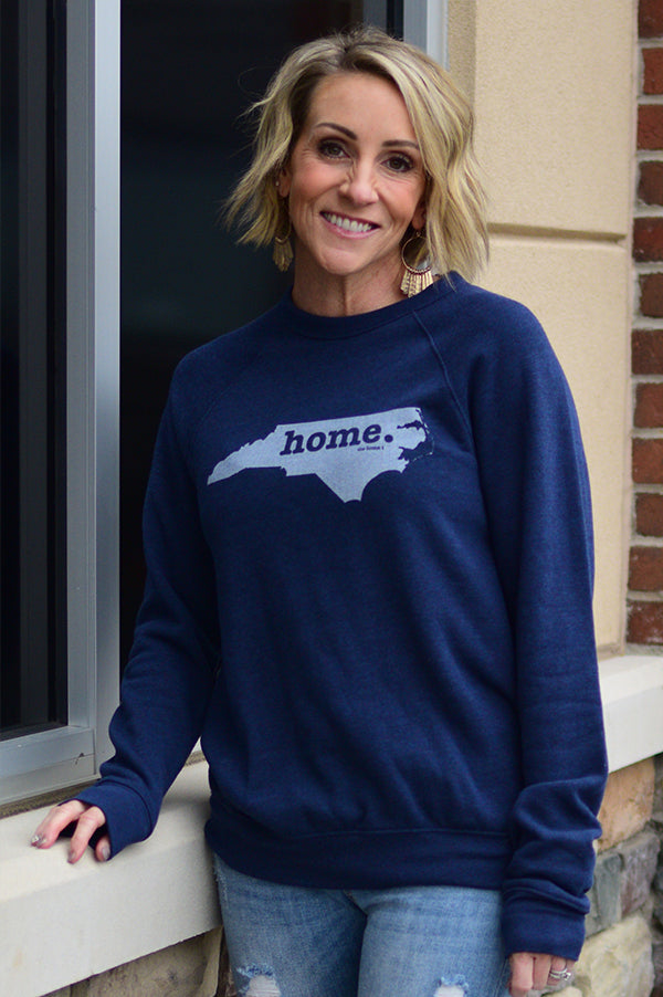 North Carolina Home Pullover | Navy