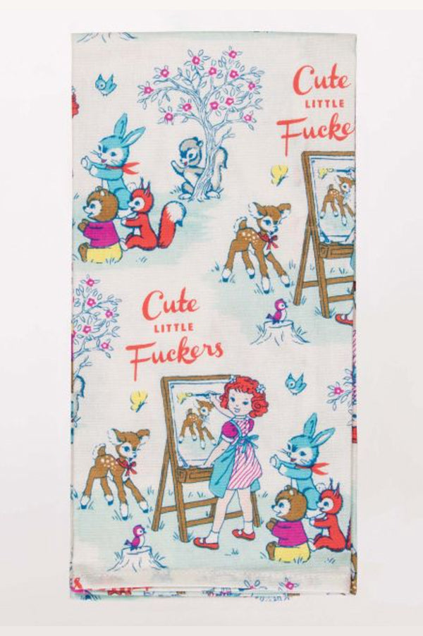 Dish Towel | Cute Little