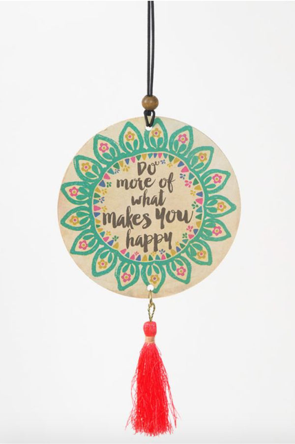 Air Freshener | Do More of What Makes You Happy
