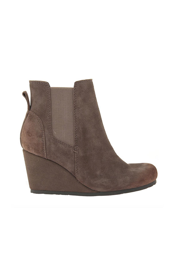 Dodge Ankle Boots | Grey