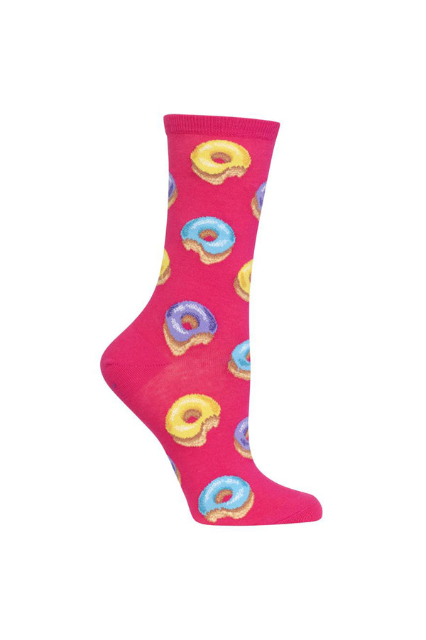 Women's Crew Socks | Donut