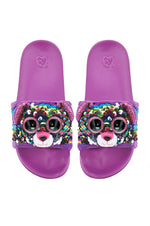 Reversible Sequin Slides | Dotty Leopard