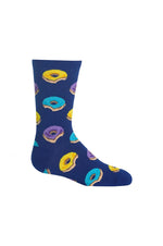 Kids Crew Socks | Donut