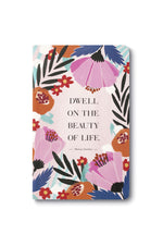 Write Now Journal | Dwell on the Beautify of Life