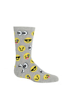 Kids Crew Socks | Emoji