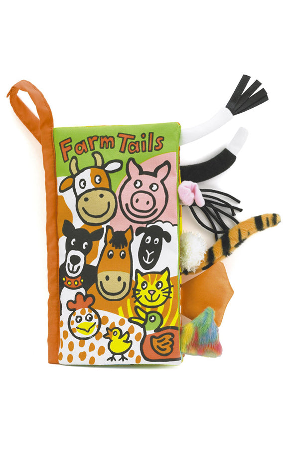 Soft Books Farm Tails