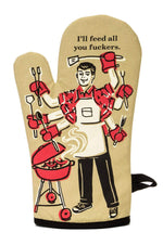 Oven Mitt | Feed All You