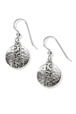 French Wire Earrings | Mingle Disc