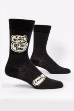 Crew Socks | Get it Done, Later