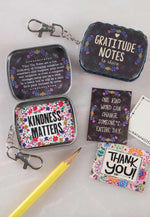 Tiny Tin Notes | Gratitude