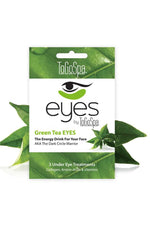 Under Eye Masks | Green Tea Eyes - The Dark Circle Warrior