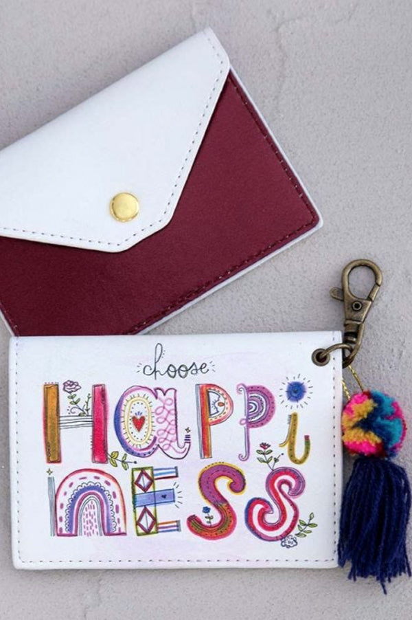 Card Holder | Choose Happiness