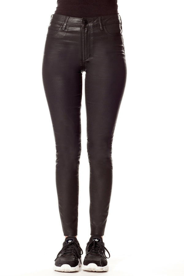 Hilary High Rise Skinny Ankle | Hunter