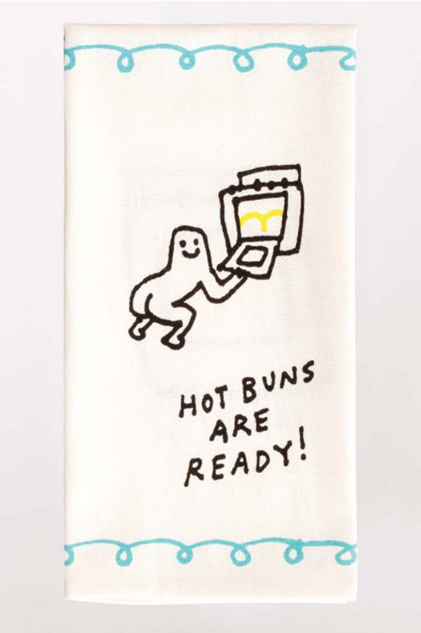 Dish Towel | Hot Buns Are Ready