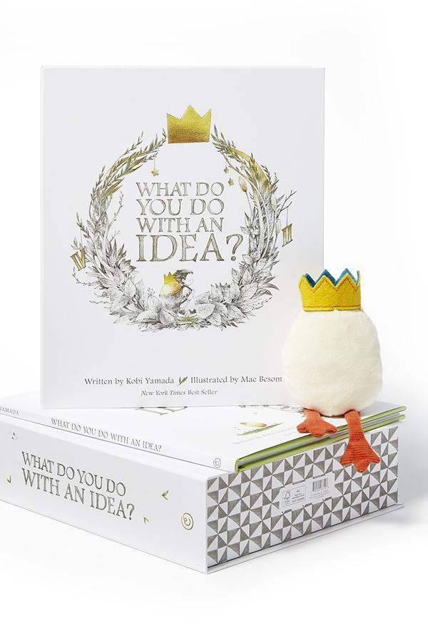 what do you do with an idea gift set